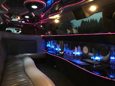 prom limo service in Salem Oregon