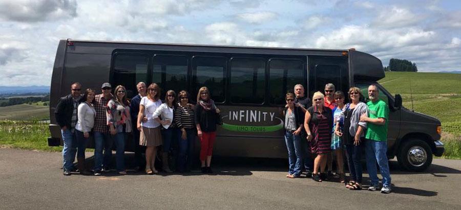 Infinity Company Party