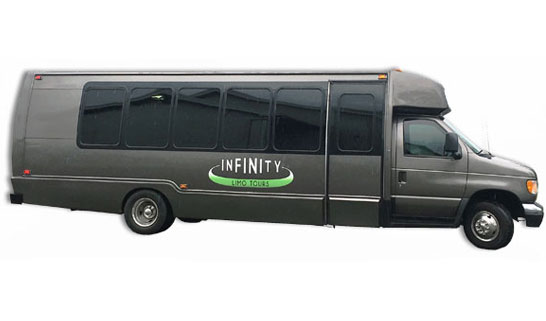 About Infinity Limo Tours in Salem