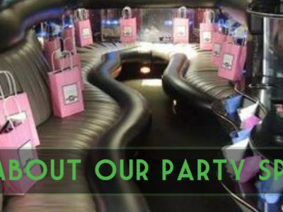 Ask about our party specials