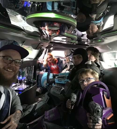 Grand Prize Limousine Tour