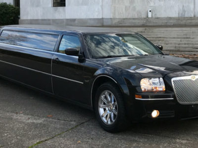 Infinity Limo Tours 10 Passenger Chrysler 300 stretch limousine