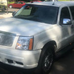 Cadillac Escalade Stretch Limo in Salem Oregon